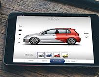 Retail - Car Promotion Application