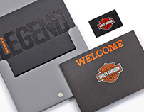 WELCOME BOOK | Harley-Davidson