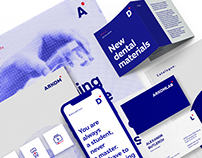 Identity — Arkom group of the companies (2017)