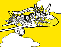 Scoot 787 Launch