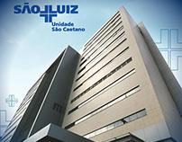 Hospital São Luiz ::: Anúncio jornal