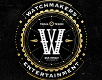 Watchmakers Entertainment Logo