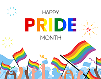 Pride Month Animation