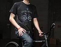 Leader Bikes Tee