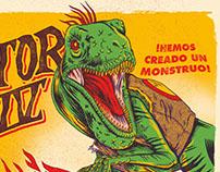 Velociraptor IV