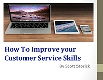 How to Improve your Customer Service Skills