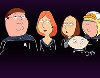 Family Guy fan art 2015