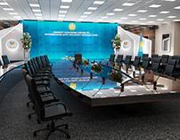 Посещение главой государства г. Шымкент