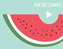 RUN THE SUMMER
