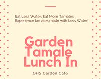 Garden Tamale Inivtation
