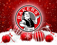 Bakers Christmas POP