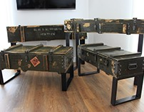Army Surplus Upcycling