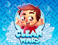 Clean Wars Game