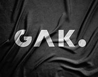 GAK / rebranding