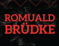 Concert poster - Romuald Brudke