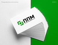 """Разработка логотипа для компании """"ПрофПолимерМеталл"""""""