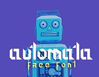 Automata Free Font