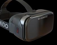 HOMIDO VR modeling