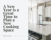 A New Year is a Great Time to Plan a New Cooking Space