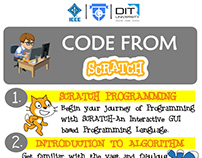 Scratch Programming Workshop Poster