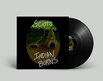 "Scioto – ""Indian Burns"" Album Art"