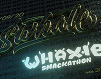 Smackathon Banner