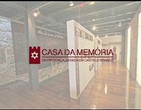 Casa da Memória da Presença Judaica de Castelo Branco