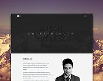 UI Design - Kamal Dhakal