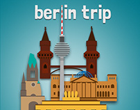 App design Berlin Trip