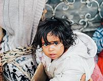 Syrian girl