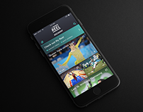 The Reel | Mobile & UX