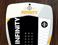 Infinity Surfboards Collateral