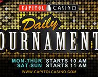 Capitol Casino Banner