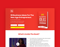 Book Landing Page | Your Story