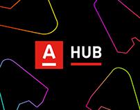 AHUB. Alfa Bank