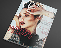 VOGUE MAGAZINE | editorial design