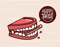 Creative Anxiety by Happy Impulse