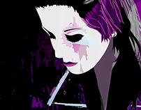 Ink Girl Muhshell