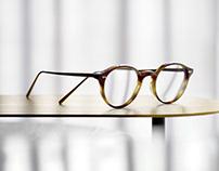 Bespoke Glasses - Banton Frameworks