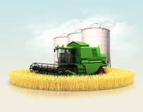 Organic grain purchasing