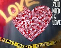 Fragile heart / Respect