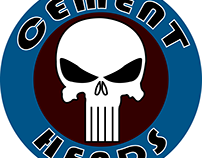 Cementheads Hockey Club Logo