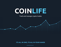 CoinLife | Cryptocurrency and minnig app