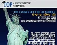 Assignment Writing America, USA with 24 Hour LiveChat
