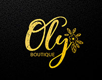Oly Boutique Logo