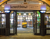 HonestBrew | Beer Tour at London Craft Beer Festival