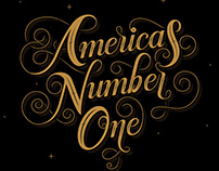 'America's Number One' TFE Wines POS