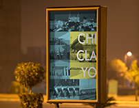 Chiclayo Outdoor Poster