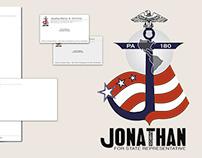 Logo/Identity Design for Jonathan Ramos