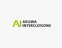 Branding AKUWA INTERCLOISONS